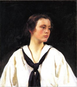 Sally by Joseph DeCamp
