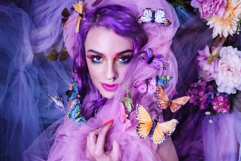 Christine Watkins: Springfield MO Makeup Artist and Fashion Model
