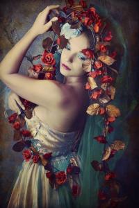 Pre-Raphaelite-Photo-Shoot